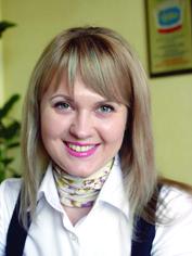 Oksana KRYZHANIVSKA